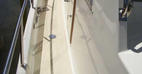 Awlgrip Deck
