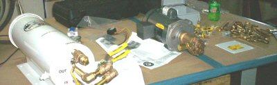 Gulf Coast Fuel Polishing System