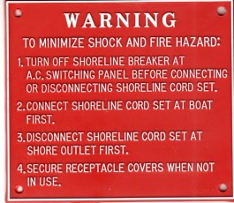 warning, warning Will Rogers