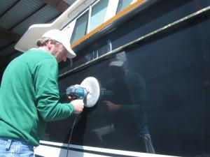 Grand Banks Gelcoat Repair and Maintenance