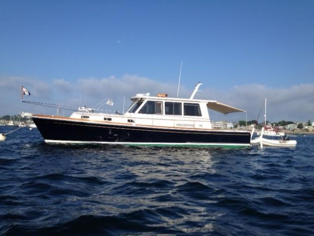 2010 Eastbay for Sale at anchor