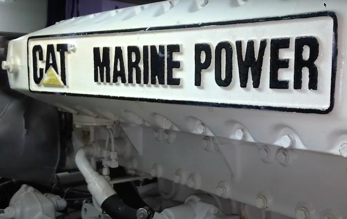 Repowering Grand Banks CAT Engines